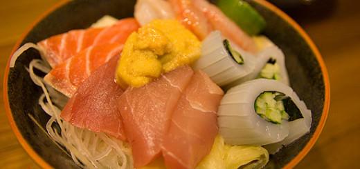 宇澤小舖生魚片