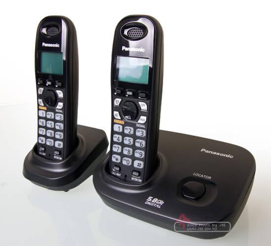 數位子母電話