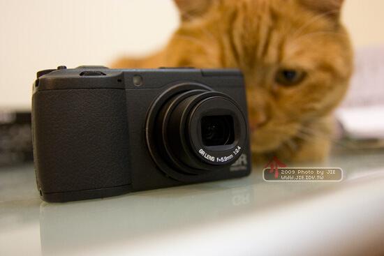 相機 GRD II