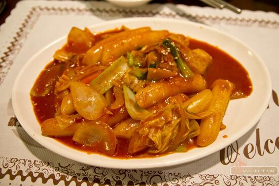 韓庭州-韓式料理