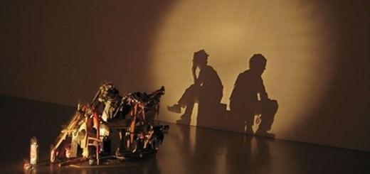 裝置藝術-影子
