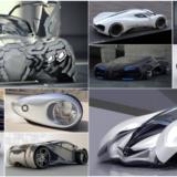 經典汽車設計作品