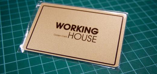 生活工場會員卡