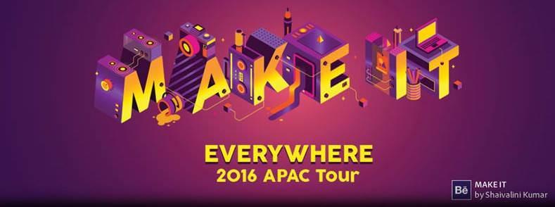 Adobe MAKE IT Everywhere