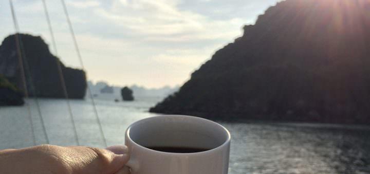 美景配咖啡