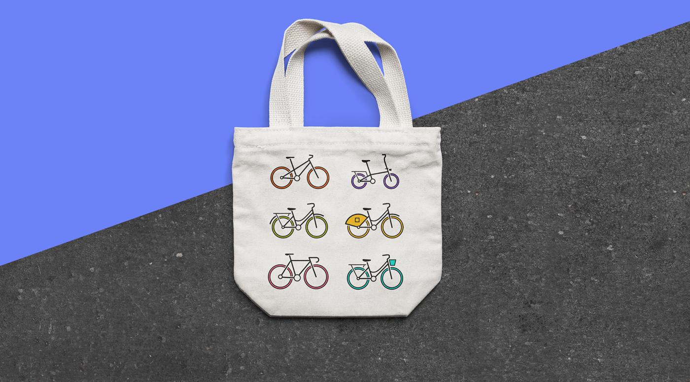 腳踏車圖示