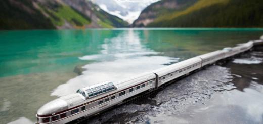 攝影師鏡頭下的火車之旅