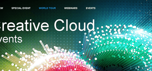 Creative Cloud Events