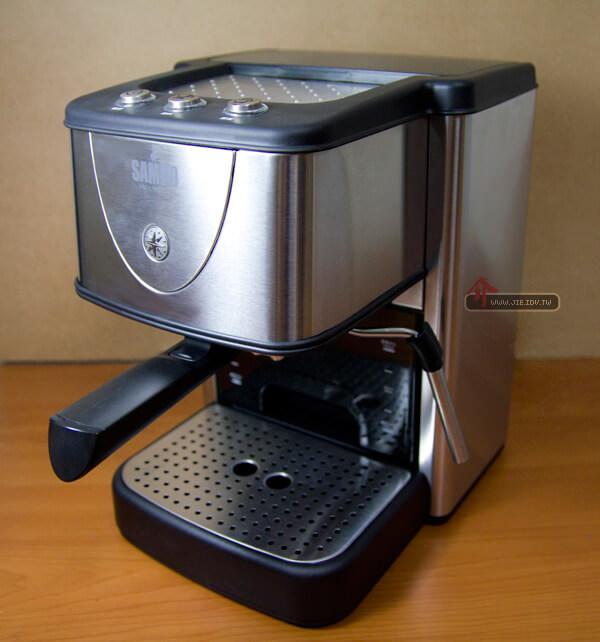 SAMPO 聲寶 幫浦式濃縮咖啡機 HM-L1002CL