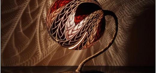 gourd lamp bracket Calabarte